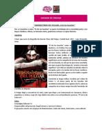 Dossier Prensa Comic Hernán Pérez Pulgar