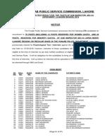 34-RG SUB INSPECTOR (LAHORE REGION) (OPEN MERIT).pdf