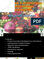 INNOVATIONS OF HORTICULTURE  Dr.G.Senthil , IIHR Bangalore.pdf