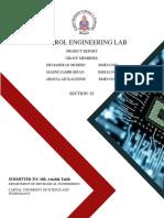 control lab project