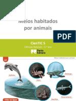 CienTic5- G1 Meios habitados por animais.ppt