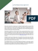 Salsa Dance Online