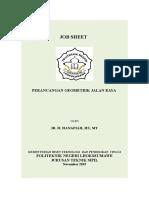 COVER Geometrik Jalan Raya 2015