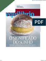 Reportagem - O Significado do Sonho.pdf