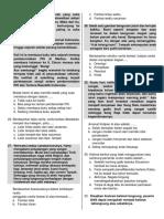ULANGAN PTS BAHASA INDONESIA (CERITA FANTASI) KLS 7 SEM GANJIL TA 2019-2020