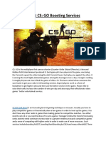 6 Best CS GO Boosting Services