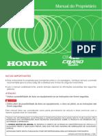 Honda CB 450 1983_Manual do Proprietário