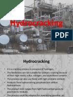 Hydrocracking