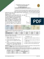 1E. EXAMEN PARCIAL 01 ING. SISMORRESISTENTE (UNJ 2019-2)
