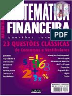 [UP!] Matemática Financeira ( Setembro 19) - Ed 05