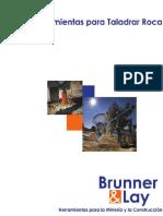 Catalogo Brunner & Lay (Aceros Perforacion)