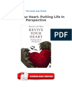 Revive Your Heart Putting Life in Perspective Download Free (EPUB, PDF)