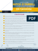 CD13 Year in Review 2019 - Atwater Village