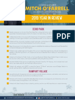 CD13 Year in Review 2019 - Echo Park Rampart Village