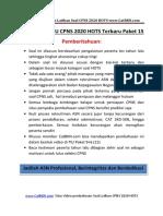 SOAL LATIHAN TIU CPNS 2020 HOTS PAKET 15 -SHARE-