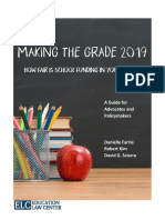Making the Grade 2019