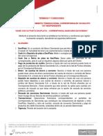 CAMPAÑA 3 DE RECONOCIMIENTO TRANSACCIONAL CORRESPONSALES VIA BALOTO  TAT INDEPENDIENTE
