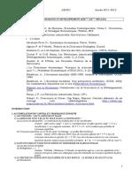 Croissance et Développement (Plan).doc