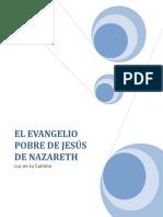 32 El Evangelio Pobre de Jesus de Nazareth