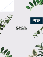 KUNDAL Brand Introduction _ EN _ 191030