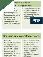 Presentación realismo jurídico