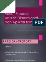 333152302-ATT-1448347580900-3-Rasio-Proporsi-Analisis-Dimensional-Dan-Aplikasi-1.pptx