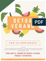 jugos detox
