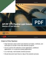 API-RP-1175-Selection-of-Leak-Detection