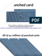 I, Punched Card-170228032657.pptx