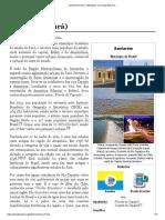 Santarém (Pará) – Wikipédia, a enciclopédia livre