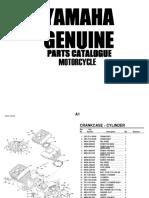 RD200 Parts