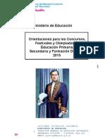 COMPENDIO DE NORMATIVA DE LOS CONCURSOS 2015 - copia