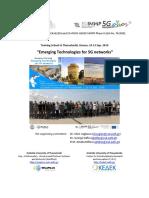 [5G  Training School] Summary Report_Thess 2019.pdf