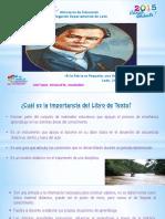 IMPORTANCIA DE LOS LIBROS DE TEXTOS