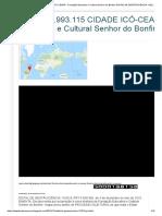 Sio Rd 4.993.115 Cidade Icó-ceará - Fundação Educativa e Cultural Senhor Do Bonfim_ Edital de Gestão_ciência 11