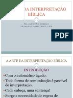 A ARTE DA INTERPRETAÇÃO BÍBLICA (aula 1 120414).pdf