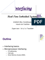 interfacing embedded systems.ppt