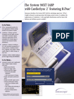 Datascope 98XT Brochure