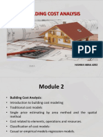 ESTIMATION AND COSTING SEM 5 MODULE 2