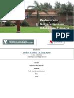planificacion 3°grado El texto expositivo