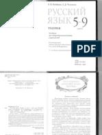 Русский язык. Теория. 5-9кл. Учебник_Бабайцева В.В, Чеснокова Л.Д_2008 -320с