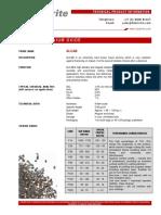 Blastrite Brown Aluminium Oxide - ALCAB