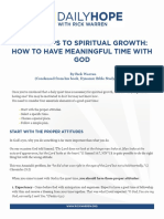 First-Steps-To-Spiritual-Growth