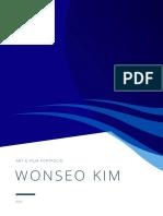 Wonseo Kim Portfolio