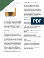 Bermuda grass (Cynodon dactylon) health benefits and home remedies