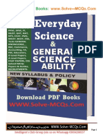 Everyday Science And General Science Solved MCQs Guide In PDF.pdf