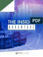 The Insider Advantage