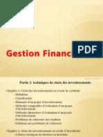 Gestion Financière S5 18