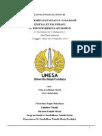 Laporan Praktik Industri PT.Inka
