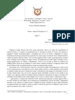 Dissertação sobre os Orixás i - Ogun I